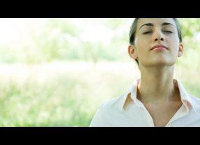 Respira bene e batti lo stress