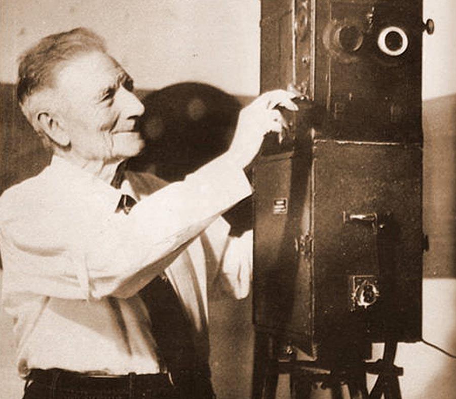 Giovanni Rappazzo, il padre del film sonoro