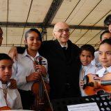 Abreu, il gigante della gentile rivoluzione a suon di musica