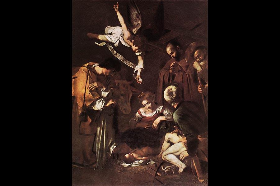 Palermo, l'arte al tempo della guerra. <br />E il Caravaggio rubato che (già) non c'era