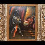 Il mistero dello Chagall rubato è stato risolto dall'FBI. Trent'anni per far chiarezza