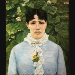 La figlia di un grande collezionista dona agli Uffizi di Firenze un dipinto di Silvestro Lega