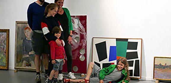 Il museo chiude per lavori? Le opere vanno nelle case dei cittadini belgi