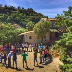 Serra Guarneri, in Sicilia: il borgo abbandonato diventa un Centro di Educazione ambientale