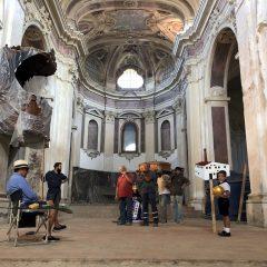 """Calabria Contemporanea: inaugura a Corigliano la residenza d'artista """"Officine del Carmine"""""""