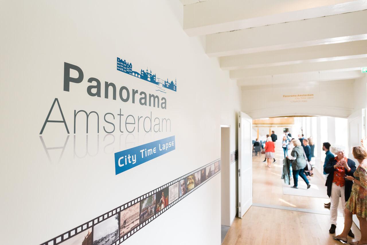<em>Panorama Amsterdam</em>, all'Hermitage <br />la mostra immersiva <br />sulla storia della città olandese