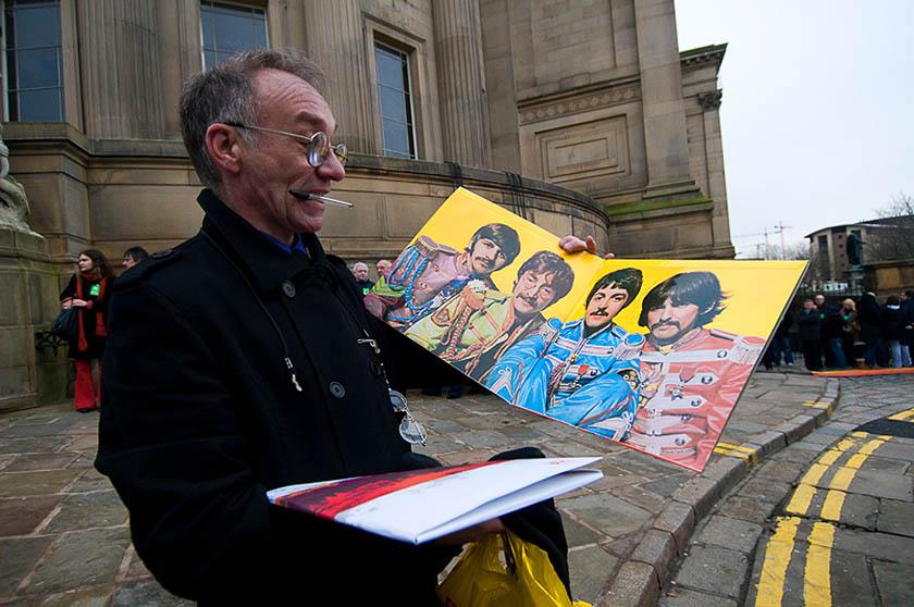 Liverpool: nel tempio del rock e dei Beatles, méta del turismo musicale. (Foto di Fausto Giaccone)