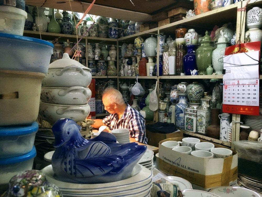 Made in Hong Kong, il segreto <br />delle ceramiche di Kowloon Bay <br />che da Genova inondavano l'Europa