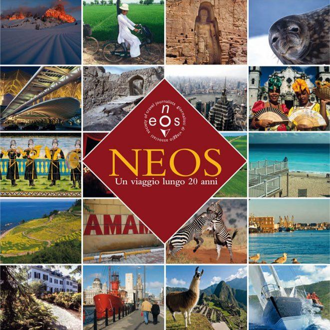 Copertina libro per i 20 anni della Neos