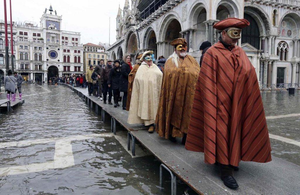 venezia-allagata