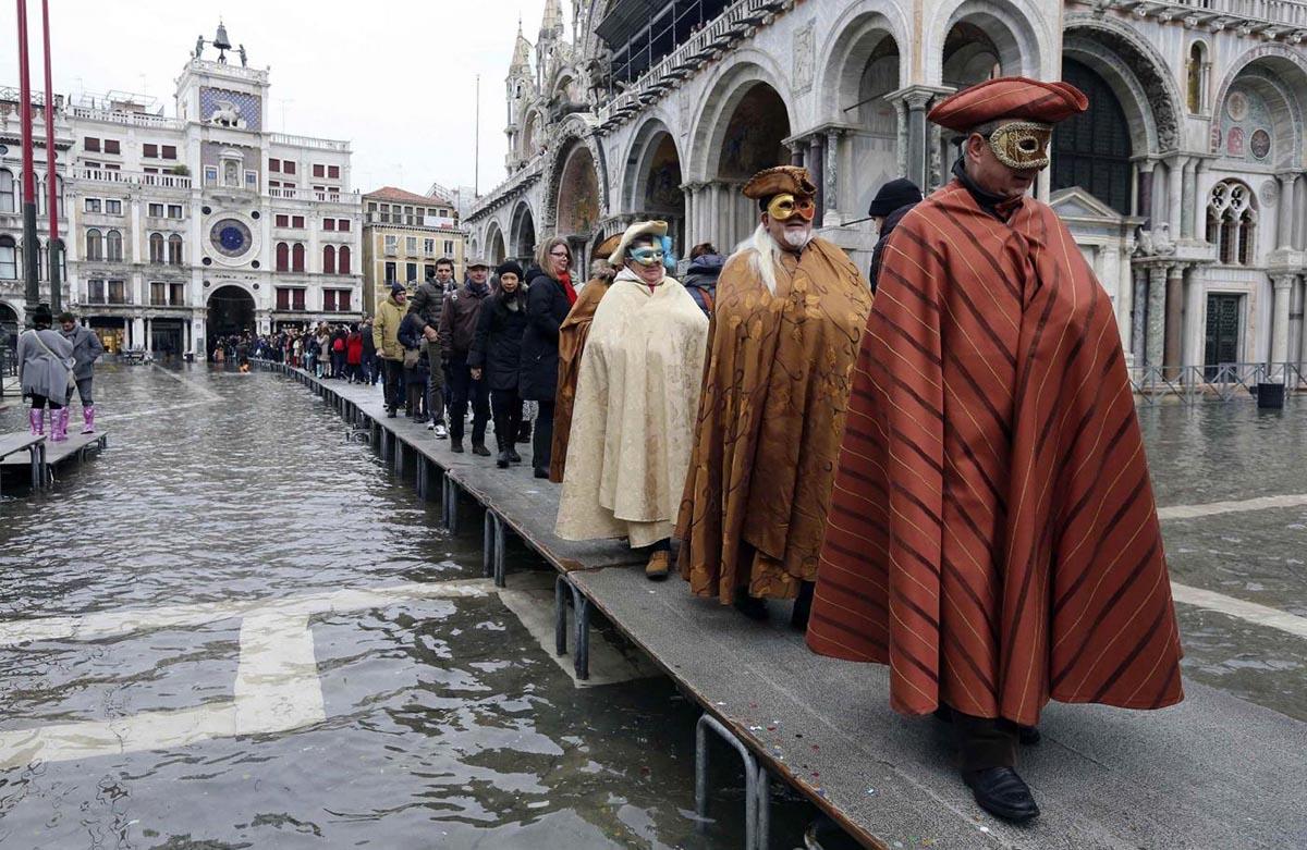 Riscaldamento globale, indifferenza totale: <br />i dati sono catastrofici, ma l'Italia se ne frega