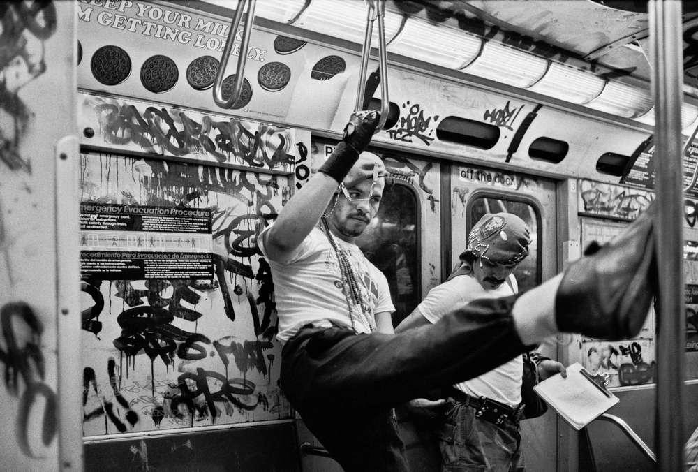 New York, 1985