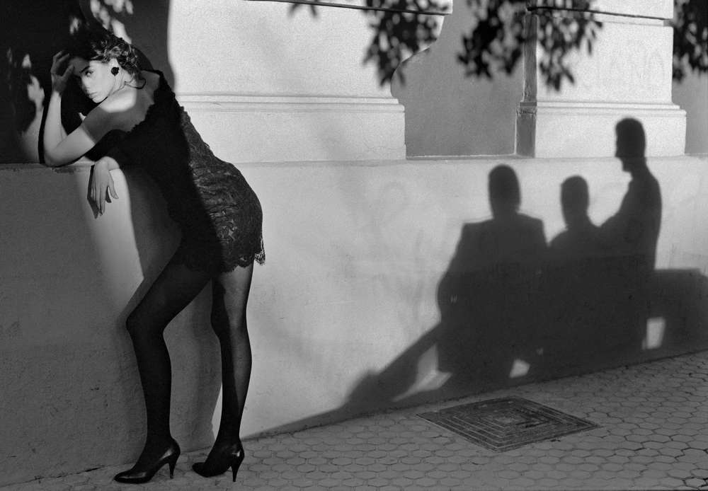 Celia Forner. Sevilla, 1988