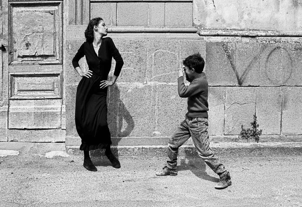 Marpessa. Caltagirone, 1987