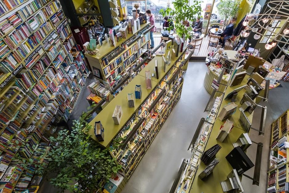 Moderne e romantiche: <br />guida alle più belle librerie <br />dell'Europa dell'Est