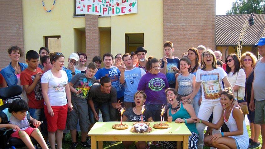 """""""Un metro quadrato di Felicità"""": l'iniziativa per Casa Filippide di Cassina de' Pecchi"""