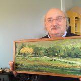 Mio nonno Rotondi, salvatore dell'arte e anche felice pittore
