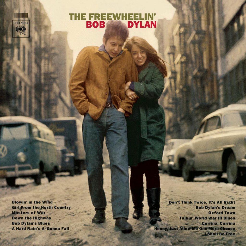 Bob Dylan e Suze Rotolo