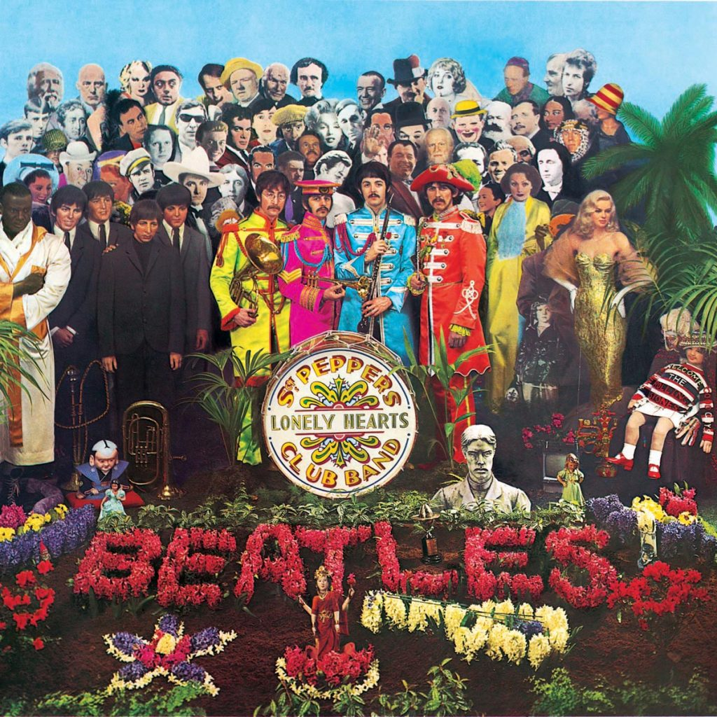 Beatles, Sgt. Peppers Lonely Hearts Club Band