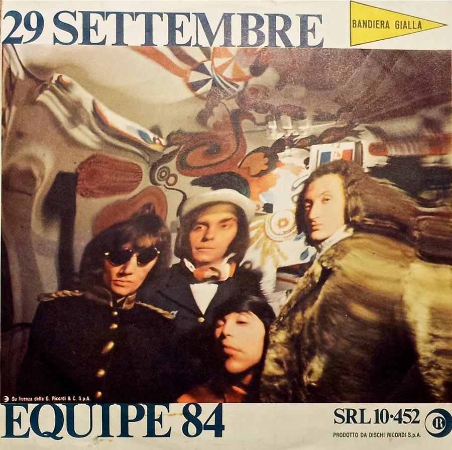 EQUIPE 84, 29 settembre