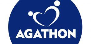 Il logo della casa di accoglienza Agathon