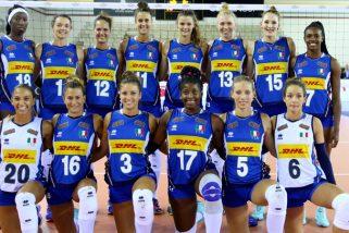 Ambasciatori della Grande Milano: la Nazionale femminile di pallavolo