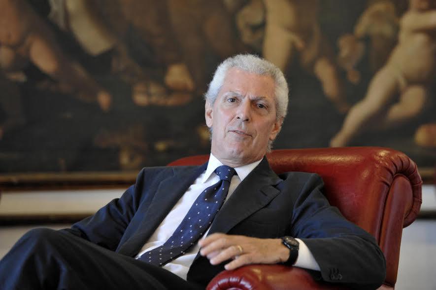 Ambasciatori della Grande Milano: <br />Marco Tronchetti Provera, vicepresidente <br />esecutivo Gruppo Pirelli