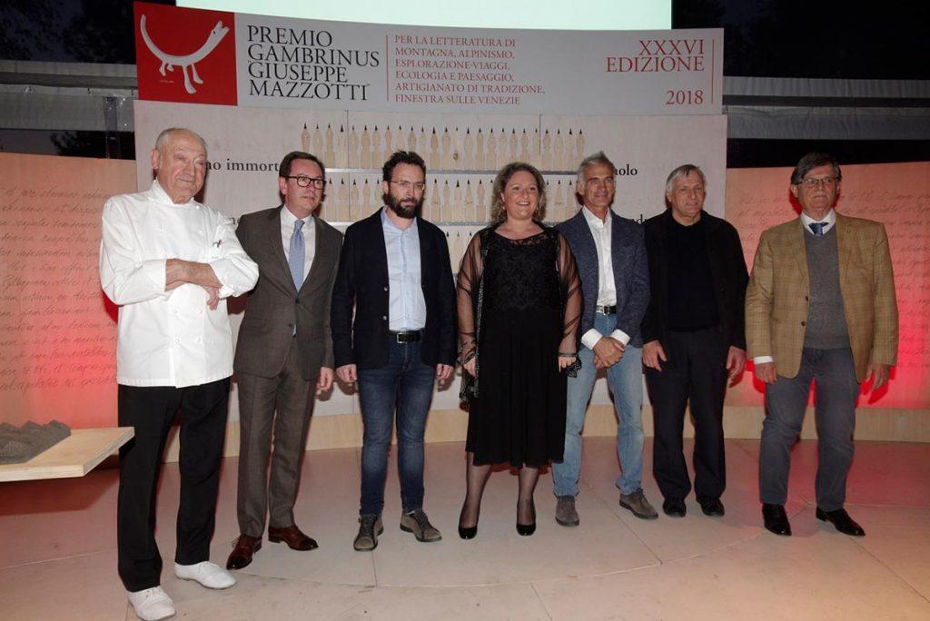 I vincitori del premio Mazzotti 2018