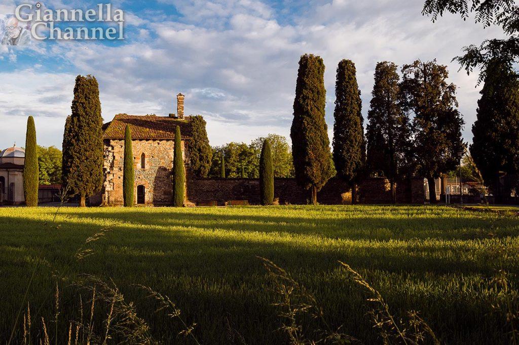 Basilica di Santa Giulia, Bonate Sotto (BG) © FAI - Fondo Ambiente Italiano