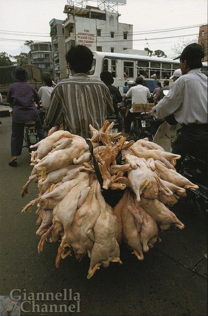 Motorini ad Hanoi