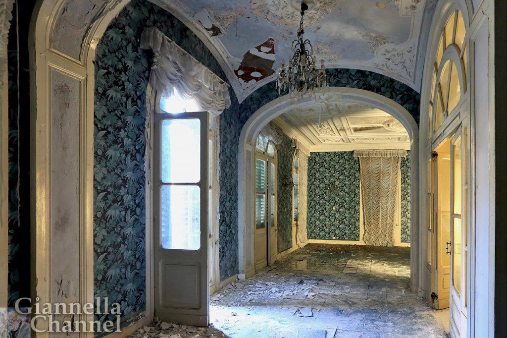 Antico Stabilimento termale, Porretta Terme (BO) ©Morelli_MesturiniFMP © FAI - Fondo Ambiente Italiano