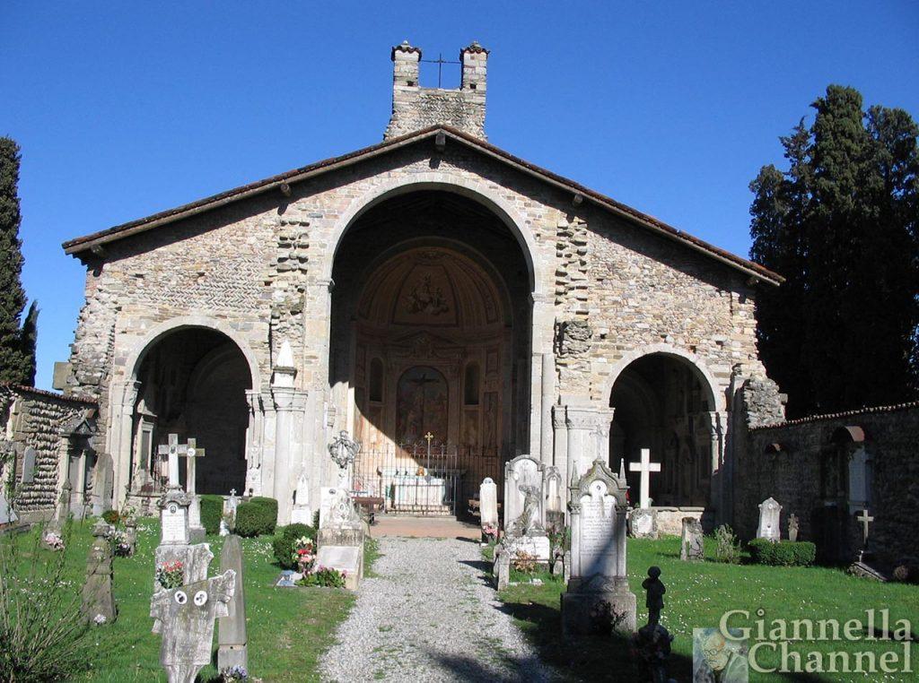 Basilica di Santa Giulia, Bonate Sotto (BG)