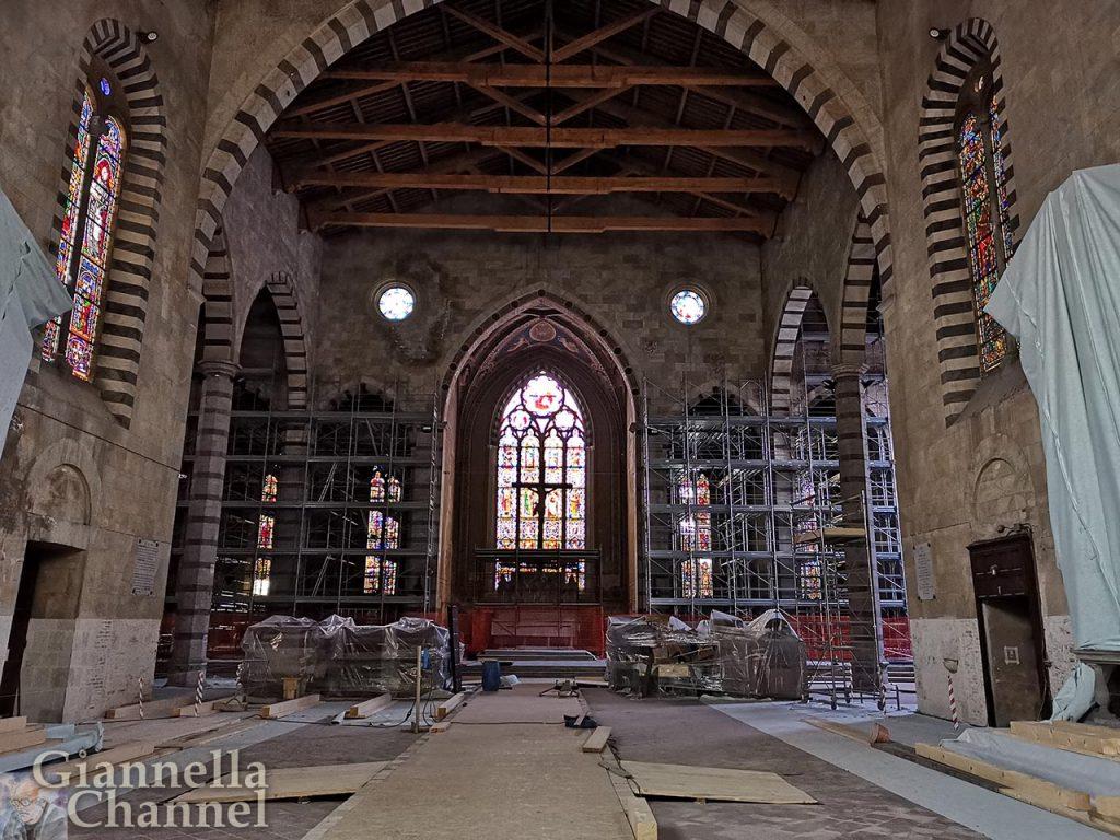 Chiesa di San Francesco, Pisa - Foto Michele Camelo © FAI - Fondo Ambiente Italiano