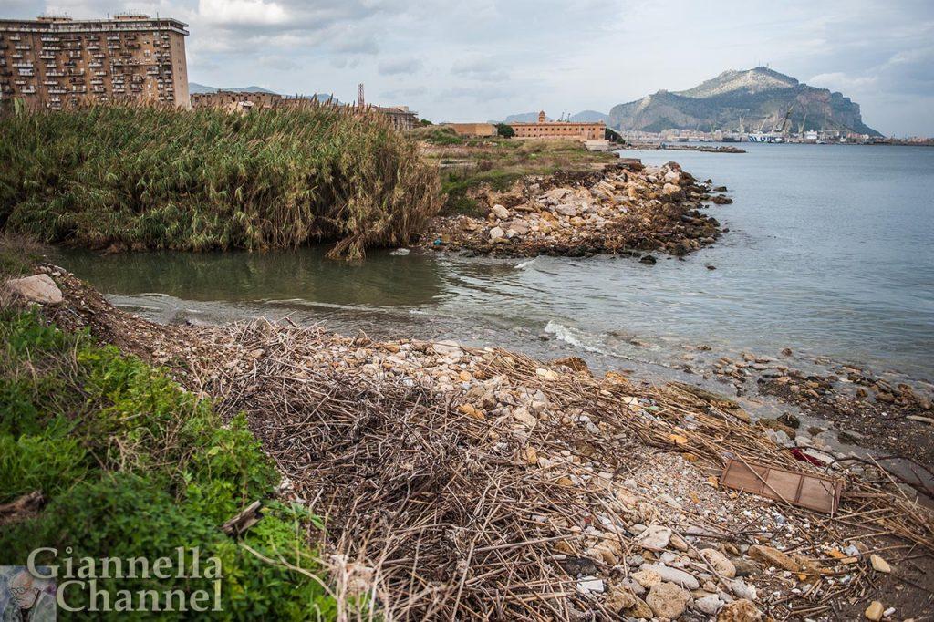 Fiume Oreto, Palermo - Foto Francesco Anselmo © FAI - Fondo Ambiente Italiano