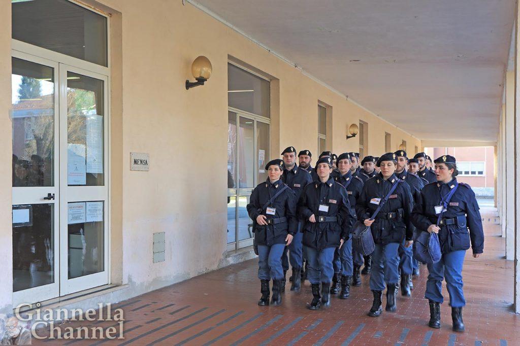 Mensa, Sc. Polizia di Alessandria © Mesturini Morelli