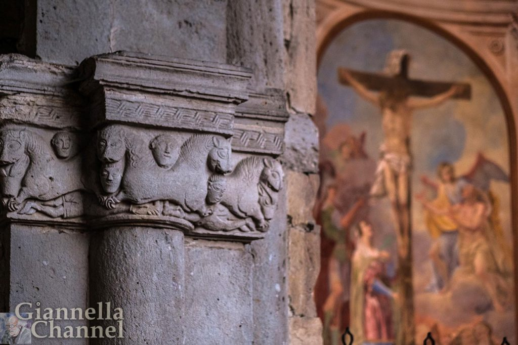 Basilica di Santa Giulia, Bonate Sotto (BG) ©FAI - Fondo Ambiente Italiano