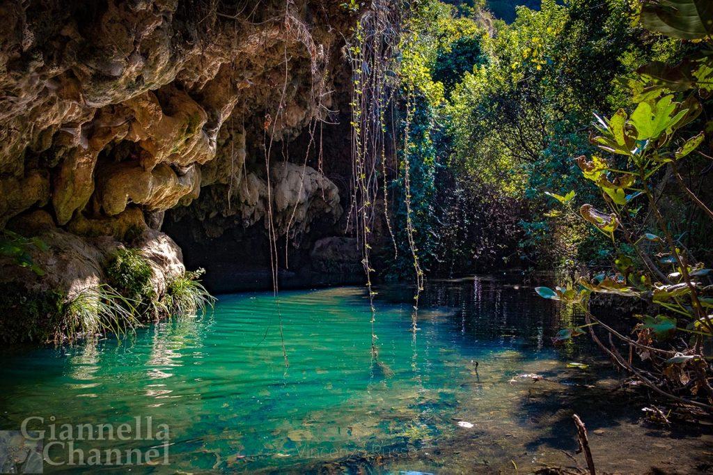 Fiume Oreto, Palermo, Conca d'Oro - Foto Vincenzo Russo - Terradamare cooperativa turistica