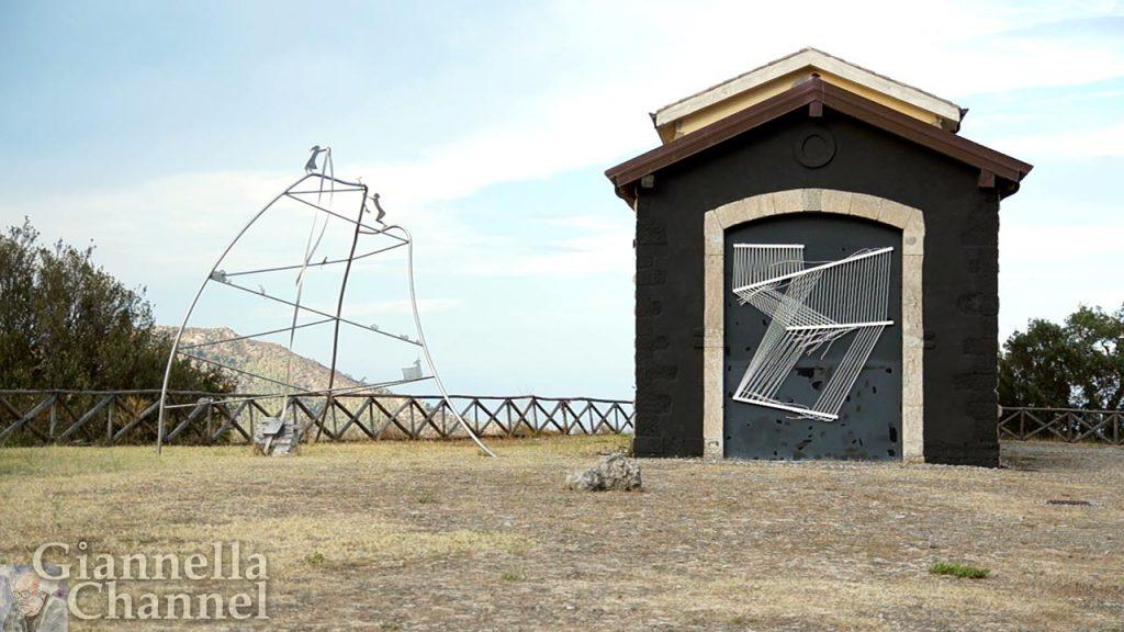 Museo a cielo aperto Maria Lai, Ulassai (NU) © Fondazione La Stazione dell'Arte