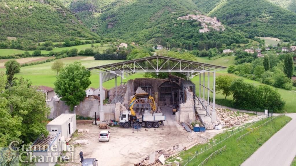 Chiesa di San Salvatore, Campi di Norcia PG a - foto Farmstudiofactory© FAI - Fondo Ambiente Italiano