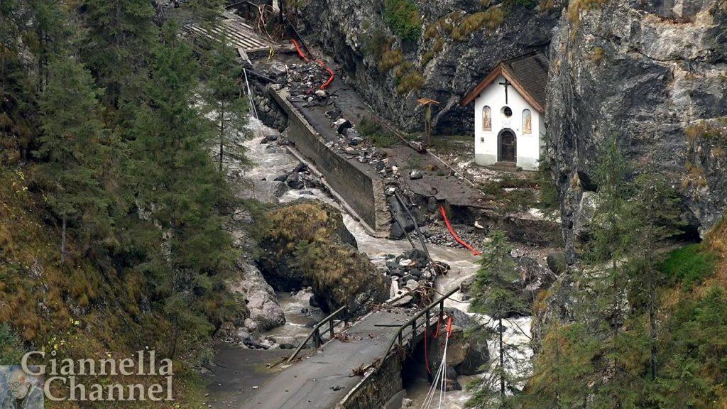 Serrai di Sottoguda, Rocca Pietore © FAI - Fondo Ambiente Italiano