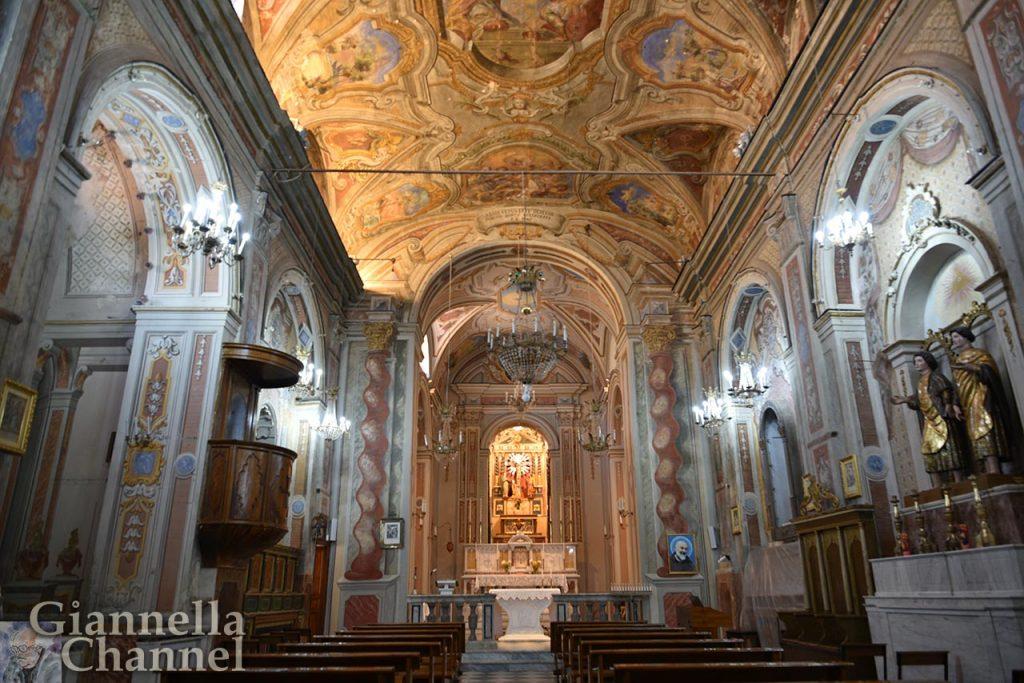 Chiesa SS. Crocifisso, Montemaggiore Belsito (PA), luogo più votato nelle filiali ISP