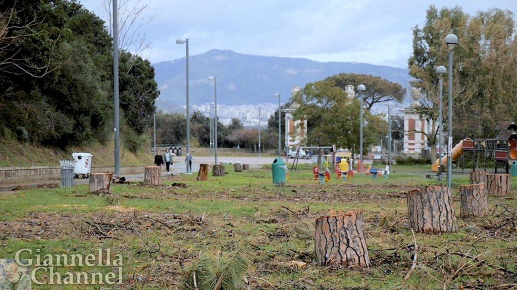 Parco della Rimembranza, Napoli - Foto Eliano Imperato © FAI - Fondo Ambiente Italiano