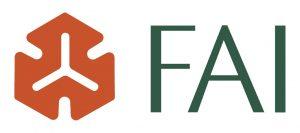 Il logo del FAI, Fondo Ambiente Italiano
