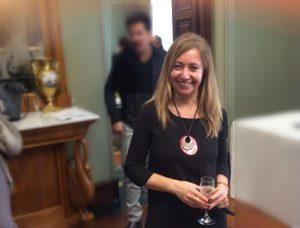 """Federica Armiraglio, responsabile del progetto """"I luoghi del cuore"""""""