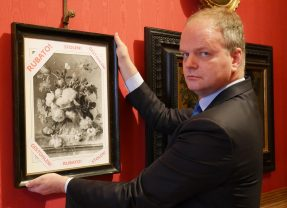 Eredi del ladro nazista, siate eroi, ridate la tela trafugata agli Uffizi
