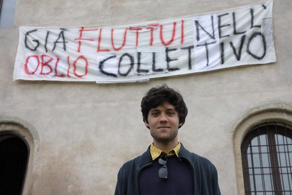 """""""Già fluttui nell'oblio collettivo"""", di Gianluca Tramonti"""