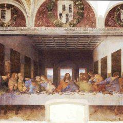 Dalla nostra inviata alla tavola dell'Ultima Cena