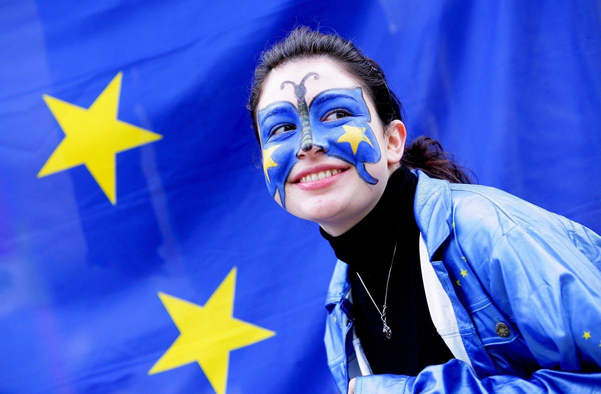 Il sogno degli Stati Uniti d'Europa <br />spiegato a tutti, ma <br />in particolare ai giovani elettori