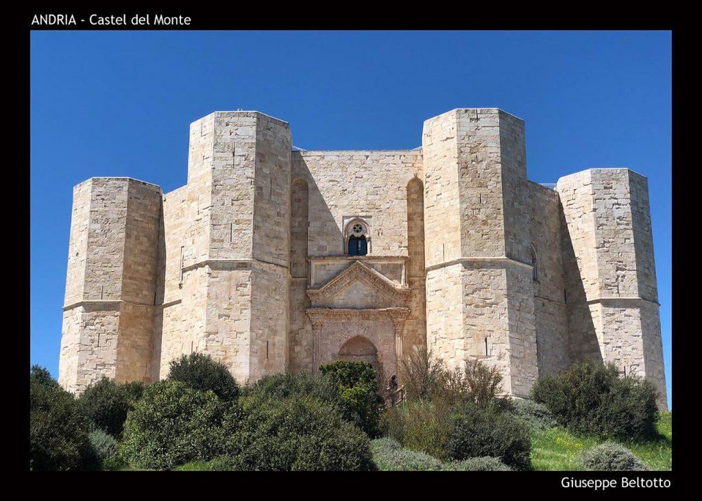 Castel del Monte, in territorio di Andria
