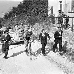 Fausto Coppi, l'Airone che pedala ancora nella mia memoria